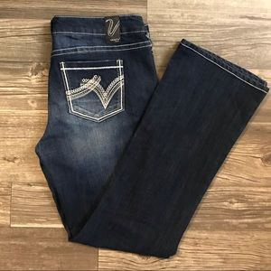 Bootcut Vanity Jeans 31W/31L